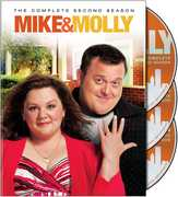 Mike & Molly: The Complete Second Season , Melissa McCarthy