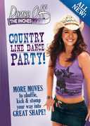 Dance Off the Inches: Country Line Dance Party , Amy Blackburn