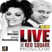 Live from Red Square Moscow , Dmitri Hvorostovsky