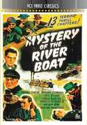 Mystery of the Riverboat , Eddie Quillan