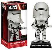FUNKO WOBBLER: Star Wars - First Order Flametrooper