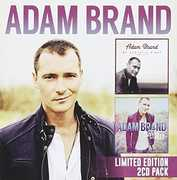 My Acoustic Diary /  My Side of the Street : Double [Import] , Adam Brand