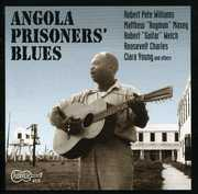 Angola Prisoners Blues /  Various