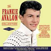 Collection 1954-62 , Frankie Avalon