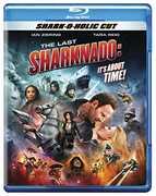 The Last Sharknado: It's About Time , Tara Reid