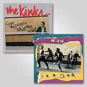 The Kinks Vinyl Bundle , The Kinks