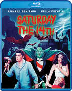 Saturday the 14th , Richard Benjamin