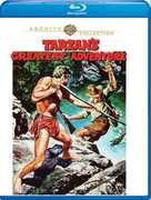 Tarzan's Greatest Adventure , Gordon Scott