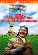 Those Magnificent Men in Their Flying Machines , Stuart Whitman