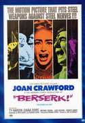 Berserk! , Joan Crawford