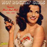 Hot Rocking Girls 1956-58 [Import] , Various Artists