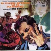 La Classe Operaia Va in Paradiso (Original Soundtrack) [Import] , Ennio Morricone