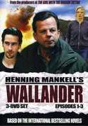 Wallander: Episodes 01 - 03 , Krister Henriksson