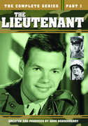 The Lieutenant: The Complete Series Part 1 , John Milford