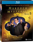 Murdoch Mysteries: Season 05 , Yannick Bisson