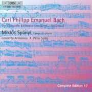 Complete Keyboard Concertos 9 , Mikl s Sp nyi