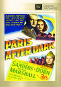 Paris After Dark , Madeleine Le Beau