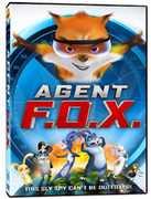 Agent F.O.X. , Ashley Bril