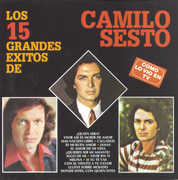 Los 15 Grandes Exitos De , Camilo Sesto