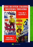 "The Buster Crabbe Western Theatre: Volume 2 , Larry ""Buster"" Crabbe"