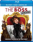 The Boss , Melissa McCarthy