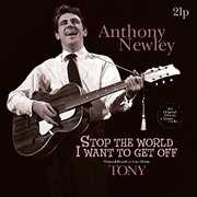 Stop The World /  Tony + Bonus Tracks [Import] , Anthony Newley