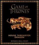 Game of Thrones Mask: House Targaryen Dragon