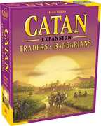 Catan Expansion: Traders and Barbarians