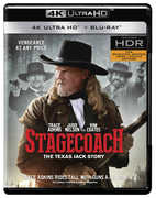 Stagecoach: The Texas Jack Story , Trace Adkins