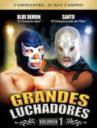 Grandes Luchadores , Santo