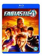 Fantastic Four [Import] , Chris Evans