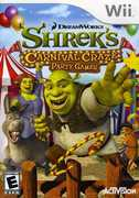 Shrek's Carnival Craze for Nintendo Wii