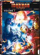 Marvel Iron Man: Animated Series: Volume 1 , Adrian Pasdar