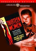 Thirteen Women , Irene Dunne