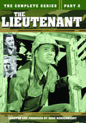 The Lieutenant: The Complete Series Part 2 , John Milford