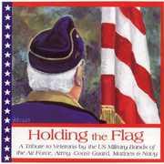 Holding The Flag