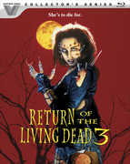 Return Of The Living Dead 3 (Vestron Video Collector's Series) , Kent McCord