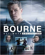 The Bourne Ultimate Collection , Matt Damon