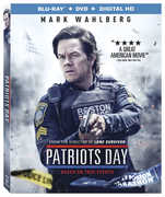 Patriots Day , Mark Wahlberg