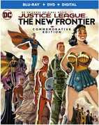 Justice League: The New Frontier (Commemorative Edition) , David Boreanaz