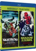 Nightwing /  Shadow of the Hawk (Double Feature) , David Warner