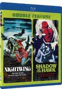 Nightwing /  Shadow of the Hawk (Double Feature) , David Warner