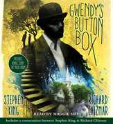 Gwendy's Button Box: Includes bonus story The Music Room (Unabridged)