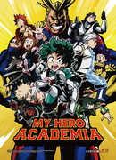 My Hero Academia - Key Art 1 Wall Scroll