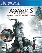 Assassin's Creed III: Remastered for PlayStation 4