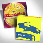 Stereolab Vinyl Bundle , Stereolab