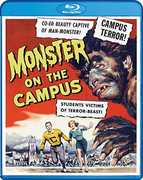 Monster on the Campus , Arthur Franz