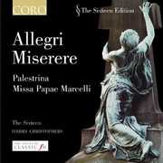 Allegri Miserere , Harry Christophers