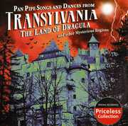 Pan Pipe Songs and Dances From Transylvania
