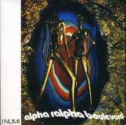 Alpha Ralpha Boulevard [Import] , I Numi
